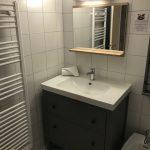 Chambre familiale 6 personnes vue jardin Hôtel Bord à bord à Noirmoutier en Vendée 85