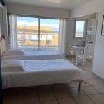 Grande chambre vue mer balcon PMR Hôtel Bord à bord à Noirmoutier en Vendée 85