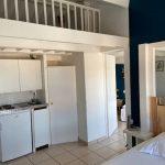 Chambre familiale vue mer terrasse Hôtel Bord à bord à Noirmoutier en Vendée 85